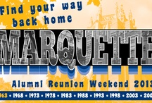 Marquette Reunions / by Marquette University