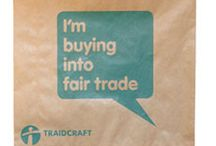 Fair Trade finds / Fairtrade is about better prices, decent working conditions, local sustainability, and guarantees a fair wage for farmers and workers in the developing world.  All products in this list are fair trade and help improve the lives of others. / by Bela Ria London