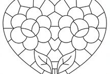 Coloring Pages / by Catherine Sloan