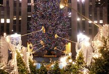 The Holidays in New York / by The Roosevelt Hotel New York