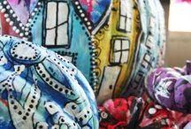 Artistic Inspiration! / by Jennifer Blevins