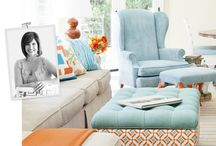 Living Room Inspiration  / by Crafty Cree