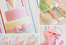Ice Cream Party Ideas / by Gretchen | Three Little Monkeys Studio