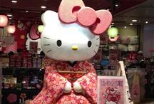 Hello Kitty / by Velvet Norton
