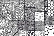 Zentangle / by Cindy Voeltz Seidelman