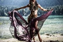 Belly dance / by Kim Rogers