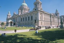 Belfast City / Modern, dynamic and packed with world class attractions, Belfast sets the pace with cool hangouts and great sights. / by Tourism Ireland