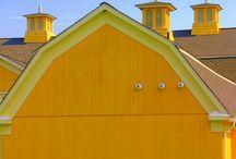 barns / by Joanna Figueroa