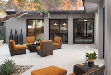 exterior colors / by Linda Coffey