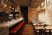 Restaurants Cafes Bistro Bars Hotels / by Bev
