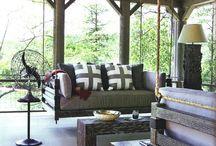 Porch love! / by Dana Lucas