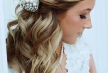 Wedding Hair / by Niki Mogilka