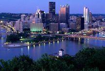 ★ I ❤ MY CITY ★ / Pittsburgh Wiz Khalifa Mac Miller Steelers Pitt  / by Amy Martin