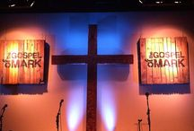 Stage Design Ideas / by Chris Chism