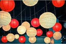 Lanterns  / by Be Dazzled