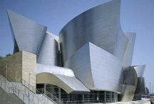 Frank Gehry Architecture / Amazing buildings from around the world by Frank Gehry / by Modlar