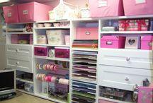 Getting Organized!! / by Stephanie Roan
