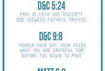 Prayer(s) / by @brftpreachr