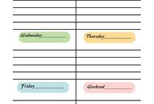 Organization ideas / by Pink Polka Dot Creations