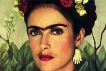 Frida Kahlo / by Daniel Tate
