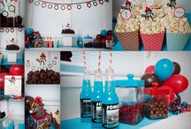 Birthday party ideas  / by Diana Vinson