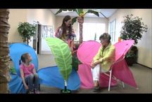 Weird Animals VBS / Ideas for decor, snacks and craftivities for VBS / by Susan Foulks