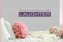 Love to laugh! / by Teresa Bauman