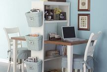 Craft Room / Inspirations for my craft room / by Funny Squirrel