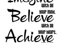 Motivational / by Jenn Gaudino