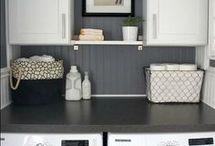 Laundry Room / by Karen Higginbottom Duke