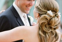 Wedding Hair / by Megan Barnett
