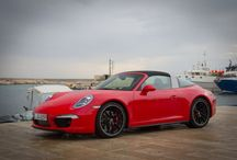 RED PORCHE / by BARACUDA