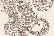 Patterns/Doodles / by Lauren Moraca