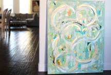 painting / by Heather Boudreaux