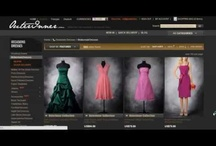 How To Shop At OuterInner.com / Watch these videos, and learn how to shop at OuterInner.com! / by OuterInner.com | Dresses, Bridal Wear, Weddings & More!