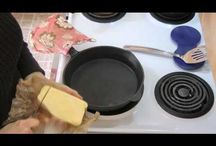 Cast Iron Cookin' / by Pam