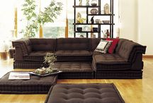 Sofa/ Sectionals / by Lisa Meyer Kruse