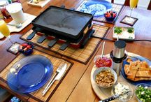 Raclette Recipes / by Lori Sawyer