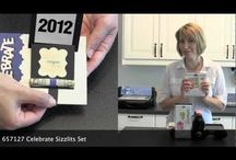 Pop-up 2torials (video tutorials) / These tutorials will show ideas for assembling and decorating Sizzix Pop 'n Cuts and pop-up dies by Karen Burniston. / by Karen Burniston