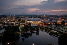 Breath Taking Views Huntsville! / by Huntsville Alabama