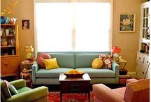Furniture - Living room (Sofas) / by Claudia