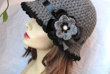 Crochet ~ Hats and Headbands / by Tina Butterfield