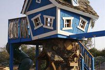 treehouse for kids / by Malia Jorgensen