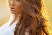 Hair color / by Sara Gaudio