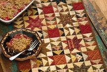Quilted Table Toppers / by Lois Campbell