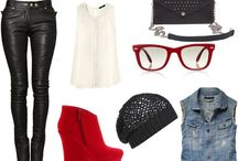 Outfits / by Pimi Ravizza