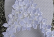 sandalias decoradas / by Diana Rosales