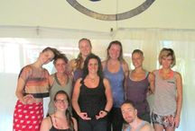Granada, Nicaragua Yoga Teacher Training - March 2014 / PURE - Granada Nicaragua, March 1-25, 2014 / by Holistic Yoga School International