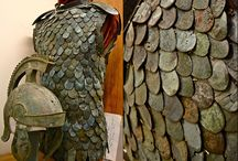 Ancient armors. / Ancient armors from around the world. / by Worldantiques Antiques