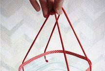 Reciclar c/ Garrafas Pet - / by Edith Helena F. Panzoldo